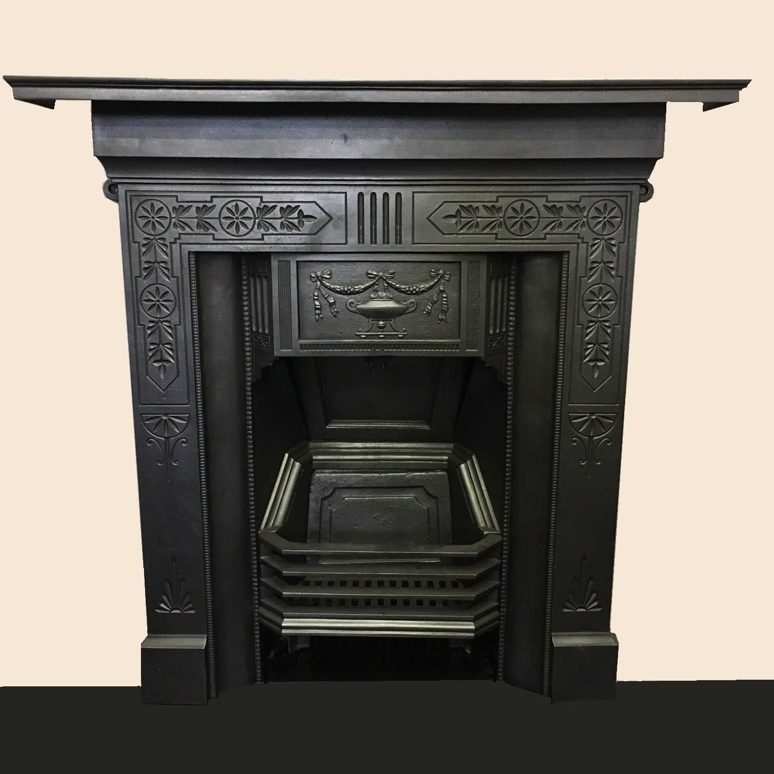 Antique victorian bedroom fireplace bc072 olde worlde Victorian fireplace restoration