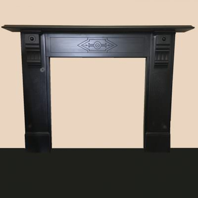 Original slate surround