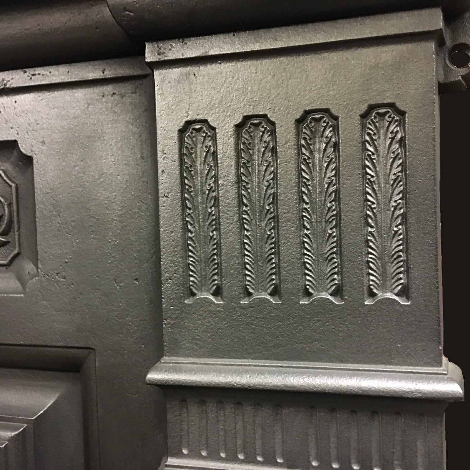 Victorian Cast Iron combination