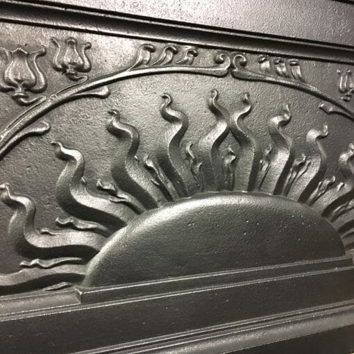 Art Nouveau combination
