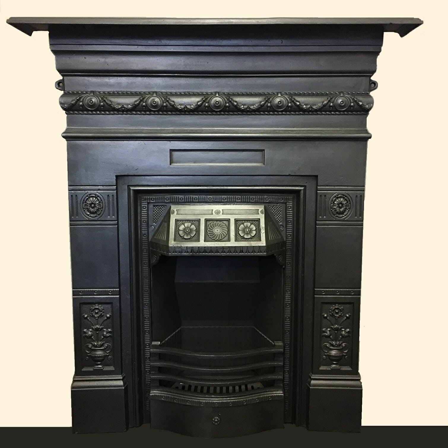 Victorian Cast Iron Combination Bc081 Olde Worlde