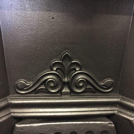 Original Art Nouveau Tiled Insert