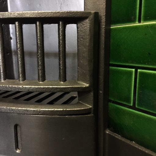 Original Cast Iron Tiled Combination