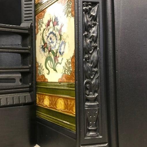 Original Cast Iron tiled insert