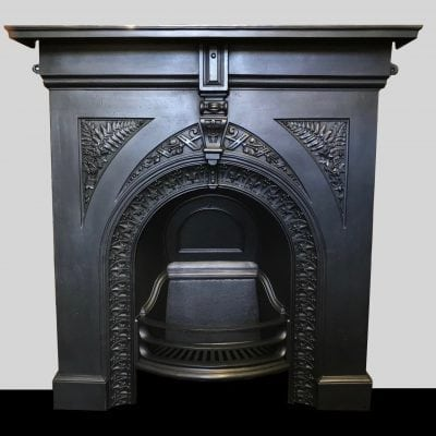 Original 'Fern' Cast Iron combination
