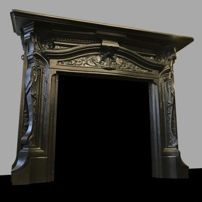 Large Victorian Cast Surround