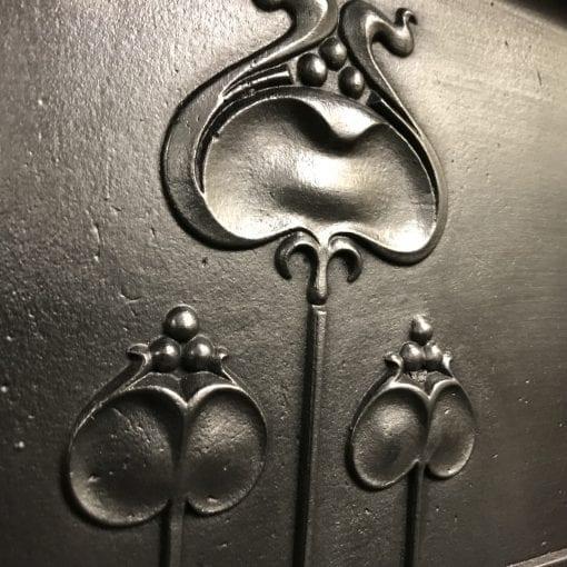 Large Art Nouveau Combination