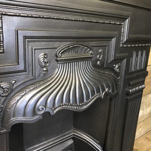 Original Victorian Fireplace