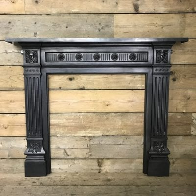 Victorian Cast Iron Surround