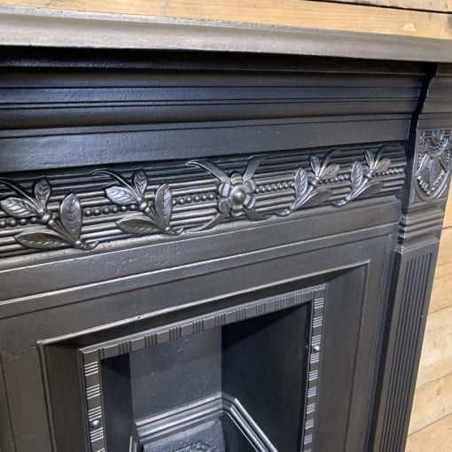 Victorian Arts and Crafts Fireplace