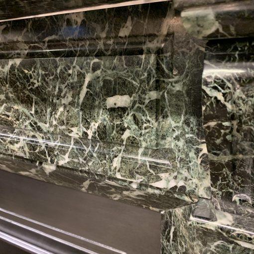 Original Victorian marble surround