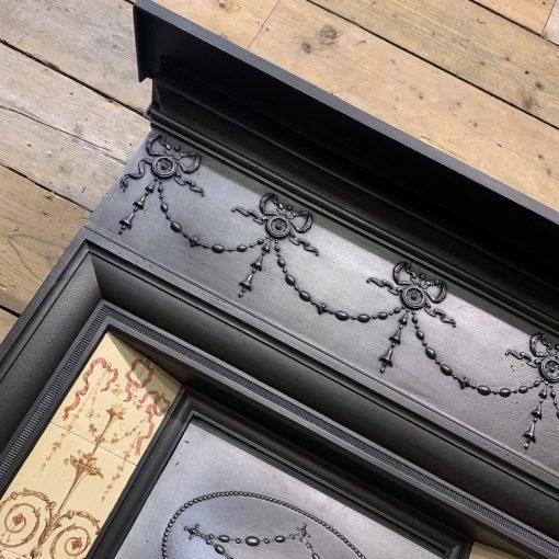 Original Edwardian Tiled Combination