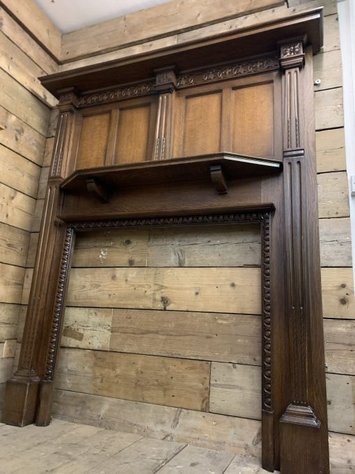 Antique Oak surround
