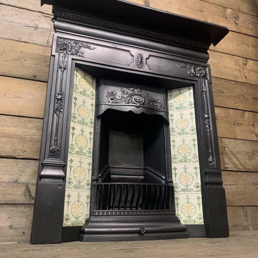 Art Nouveau Tiled Combination