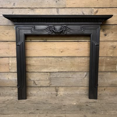 Reproduction Cast Iron Surround