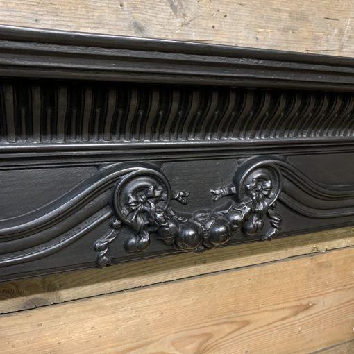 Reproduction Cast Iron Surround