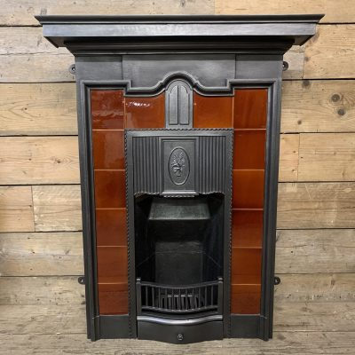 Original Post War fireplace