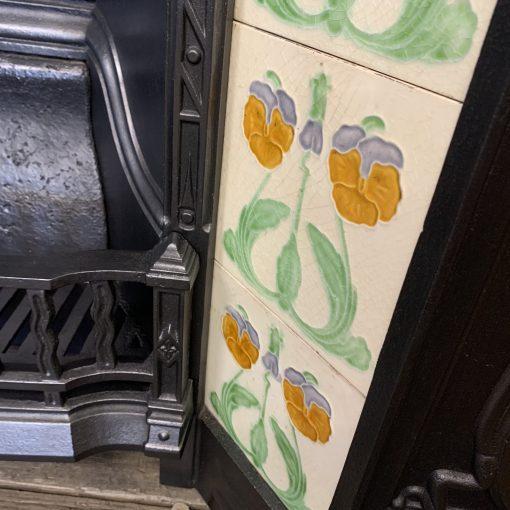 Edwardian Art Nouveau combination
